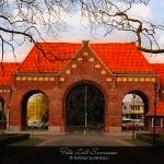 Brama Główna Cmentarz Centralny
