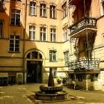 Podwórko przy ul. Wojciecha