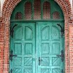 Drzwi Kaplicy Centralnej