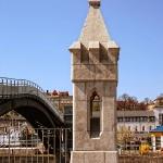 Wiezyczka Mostu Dworcowego - pozostałość