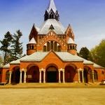 Główna kaplica cmentarza