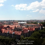 Szczecin widziany z wysokości