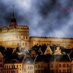 Zamek wieczorem_1